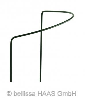 Staudenstütze / Rankhilfe halbrund bellissa 40x35cm Bild 1