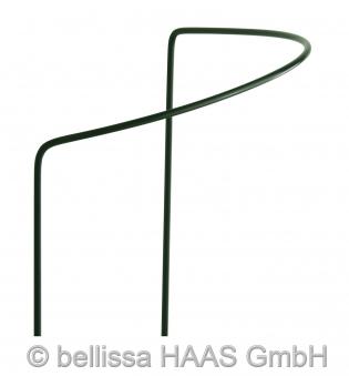 Staudenstütze / Rankhilfe halbrund bellissa 40x70cm Bild 1