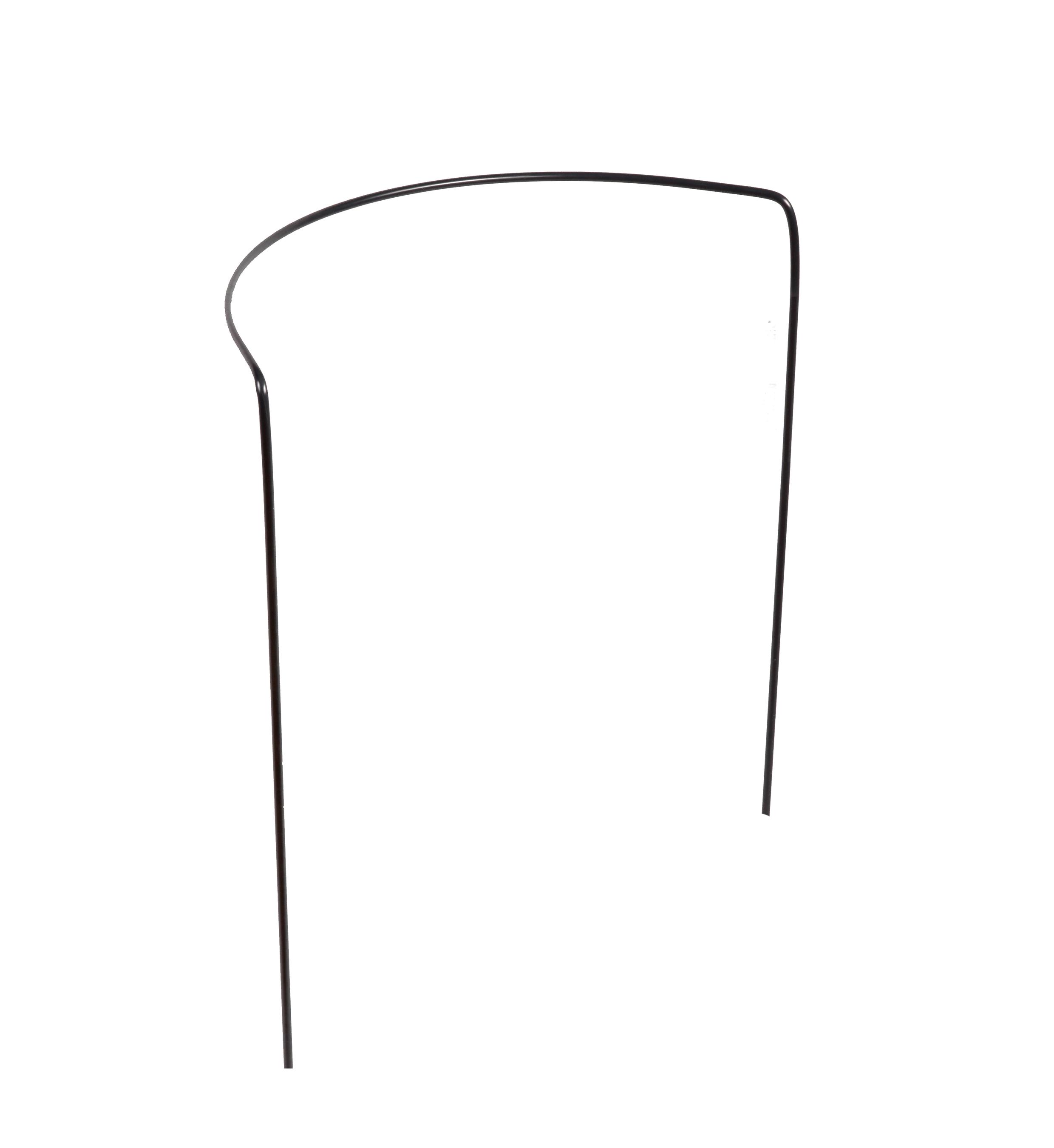 Strauchstütze / Buschstütze Classic floraworld Höhe 70cm anthrazit Bild 1