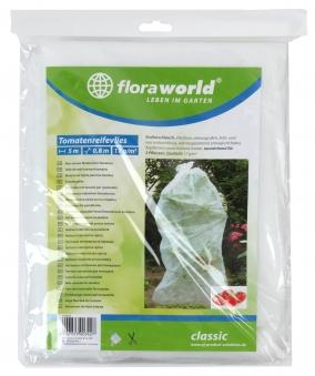 Tomatenvlies / Reifevlies classic floraworld 5x0,8m weiß Bild 1