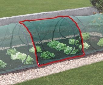 Verlängerung für Universalschutznetz 110 cm grün