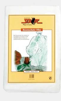 Winterschutz Pflanzen / Rosenschutzvlies 80x75cm 5 Stück Bild 2
