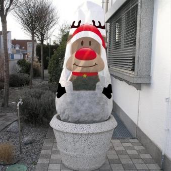 Winterschutz für Pflanzen Vlieshaube Noor Rudi 130x160cm Bild 1
