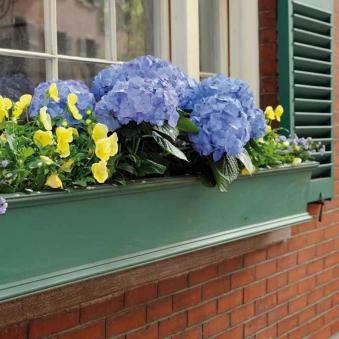Blumenkastenvlies Premium Noor grau 1x1m Bild 2