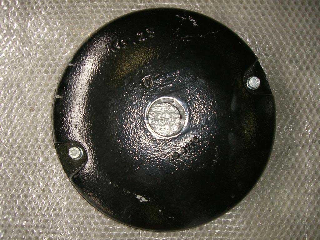 Powerpac Radgewichte Einachser MAK17 Bild 1