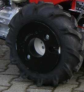 Powerpac Radgewichte Einachser MAK17 Bild 2