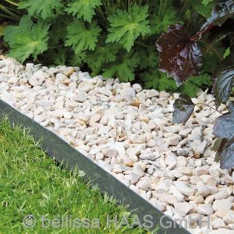 Rasenkante Kunststoff bellissa 118x13cm