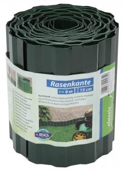 Rasenkante / Raseneinfassung classic floraworld 9x0,15m grün Bild 1