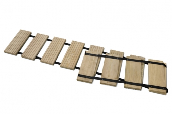 Rollweg ediGarden aus Lärche 35 x 250 cm Bild 2