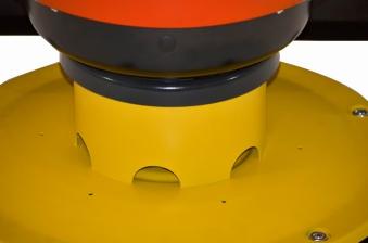 Gestrüppmäher für Mehrzweckträger Raptor Hydro Bild 8