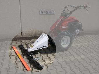 Powerpac Mähbalken 122 cm als Grasmäher für KAM5 Bild 1