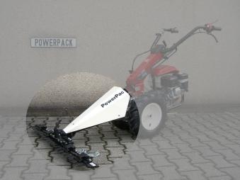 Powerpac Mähbalken 97 cm als Grasmäher für MF3 Einachser Basismodul Bild 1