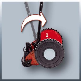 Einhell Handrasenmäher / Spindelmäher GC-HM 30 Schnittbreite 30cm Bild 3