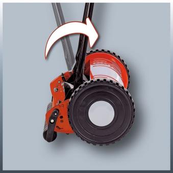 Einhell Handrasenmäher / Spindelmäher GC-HM 40 Schnittbreite 40cm Bild 3