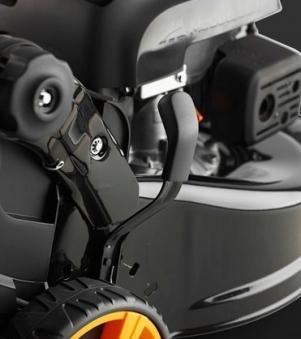 McCulloch Benzin Rasenmäher M46-140WR 1,9 kW SB 46cm Bild 3