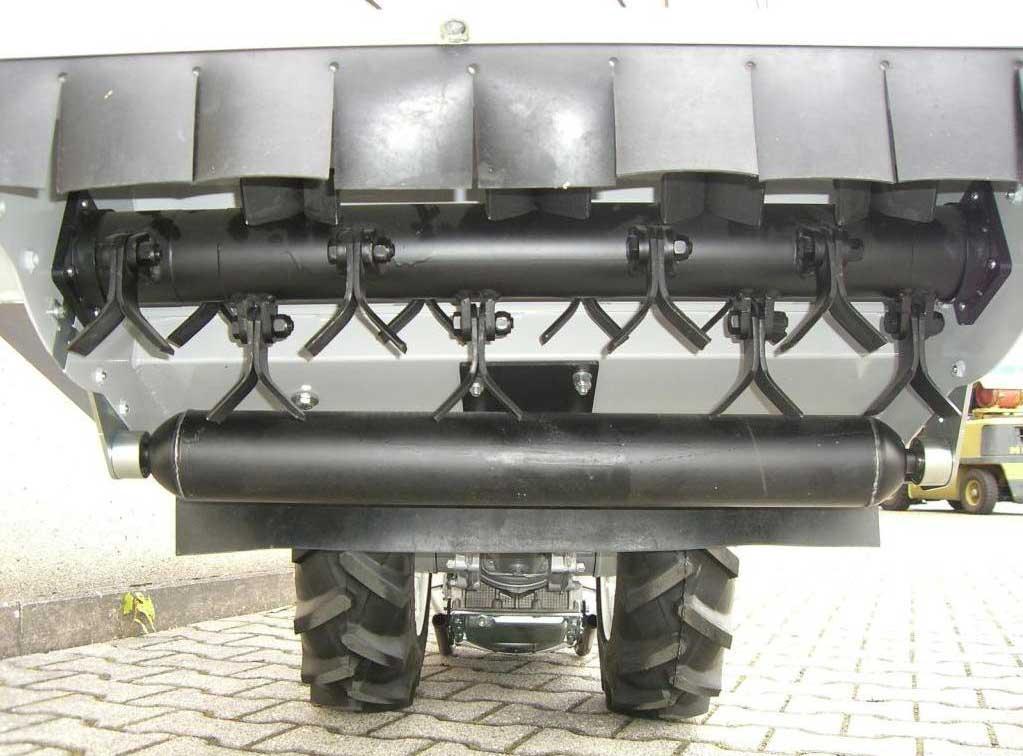 Powerpac Schlegelmulcher Anbaugerät für Einachser MAK17 65cm Bild 2