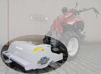 Powerpac Schlegelmulcher Anbaugerät für Einachser MAK17 80cm Bild 1