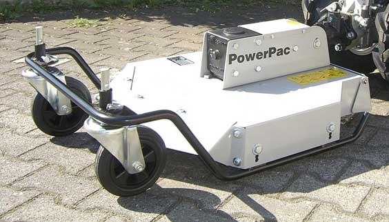 Powerpac Sichelmäher und Mulchmäher Einachser KAM5 / MAK17 70cm Bild 1