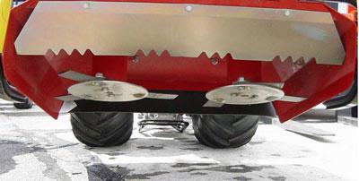 Powerpac Sichelmäher und Mulchmäher Einachser MAK17 72cm Bild 2
