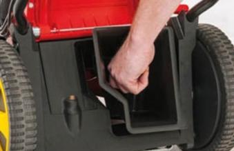 Wolf Garten Benzin Rasenmäher A 420AHW Radantrieb 1,7kW SB 42cm Bild 2