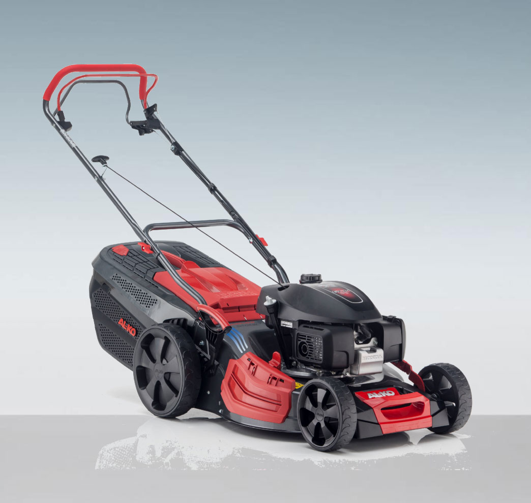 AL-KO Benzinrasenmäher Premium 520 SP-H 3,2kW SB51cm Bild 1