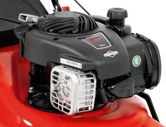 Benzin Rasenmäher Grizzly BRM 24 125 BS mit B&S Motor 1,82kW SB 42cm Bild 4