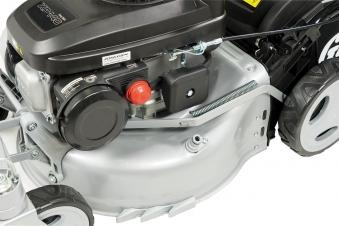 Benzin Rasenmäher Grizzly BRM 42-141 OHV Q-360° 2,0kW SB42cm Bild 7