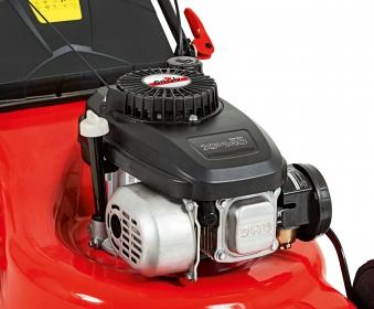 Benzin Rasenmäher Grizzly BRM 46 141 A OHV 2,0kW SB 46cm Bild 4