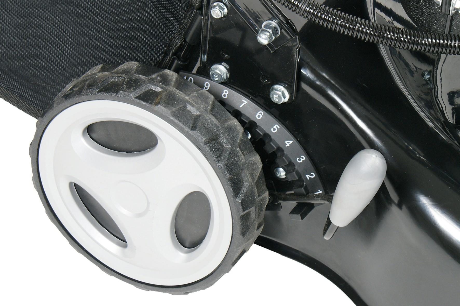 Benzin-Rasenmäher Grizzly BRM 4613-20 A E-Start 1,9kW SB 46cm Bild 5
