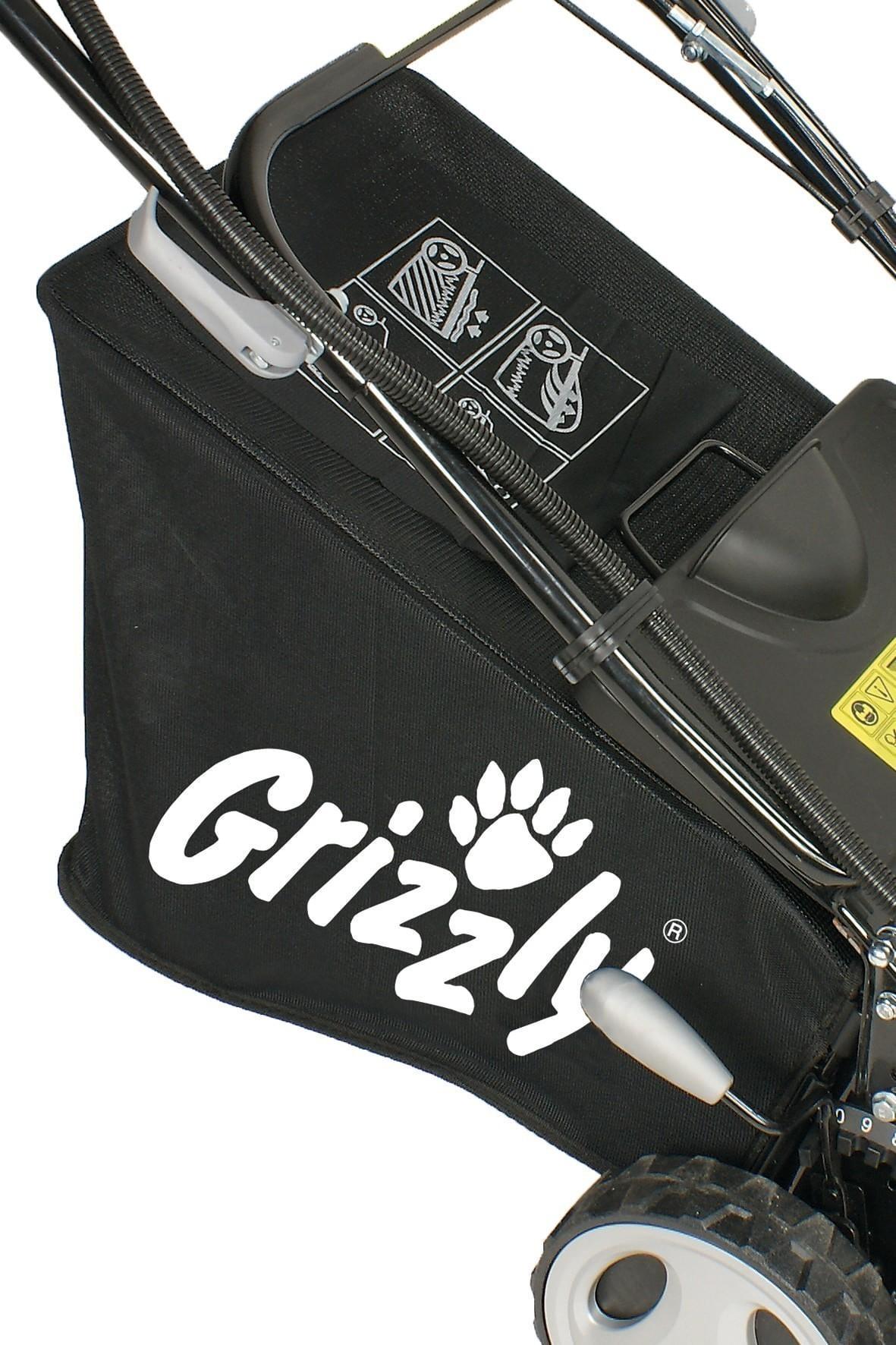 Benzin-Rasenmäher Grizzly BRM 4613-20 A E-Start 1,9kW SB 46cm Bild 6