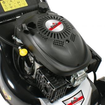 Benzin-Rasenmäher Grizzly BRM 4613-20 A E-Start 1,9kW SB 46cm Bild 4