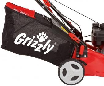 Benzin Rasenmäher Grizzly BRM42-141 OHV 2,0kW SB42cm Bild 2