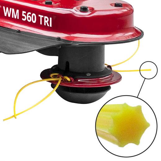Benzin Rasenmäher WM 560 TRI Güde 2,1 kW Schnittbreite 56 cm Bild 4