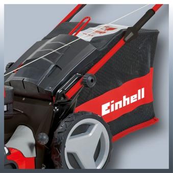 Einhell Benzin Rasenmäher GC-PM 47 S HW Schnittbreite 47cm Bild 4