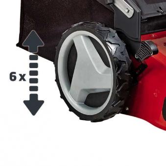 Einhell Benzin Rasenmäher GC-PM 51/2 S HW Schnittbreite 51cm Bild 4
