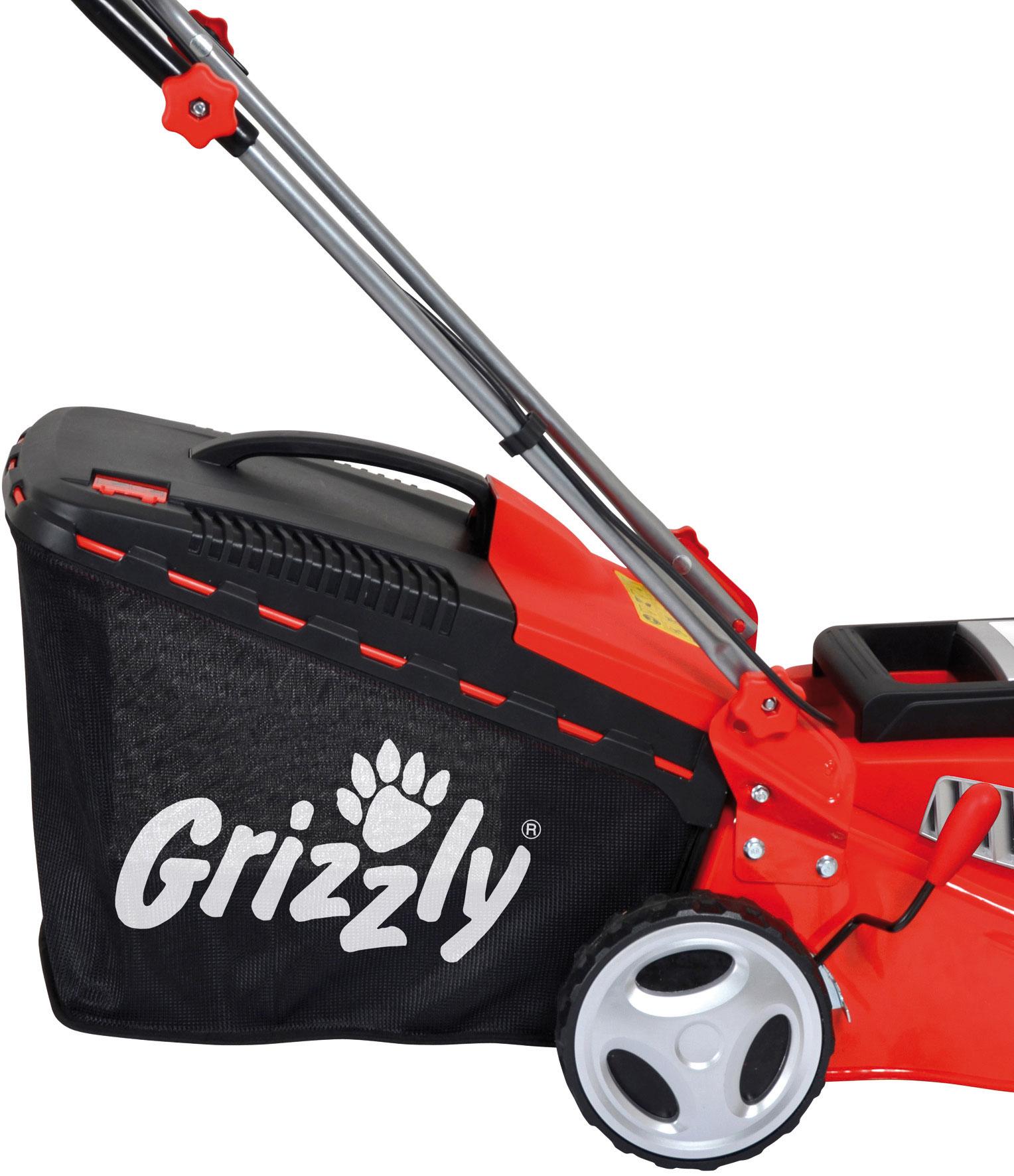 Elektro Rasenmäher Grizzly ERM 1846 GT 1800 Watt Bild 3