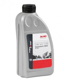 AL-KO 4-Takt Rasenmäheröl 10W40 1,0 Liter Bild 1