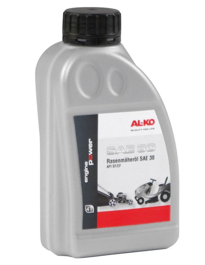 AL-KO 4-Takt Rasenmäheröl SAE 30 0,6 Liter Bild 1