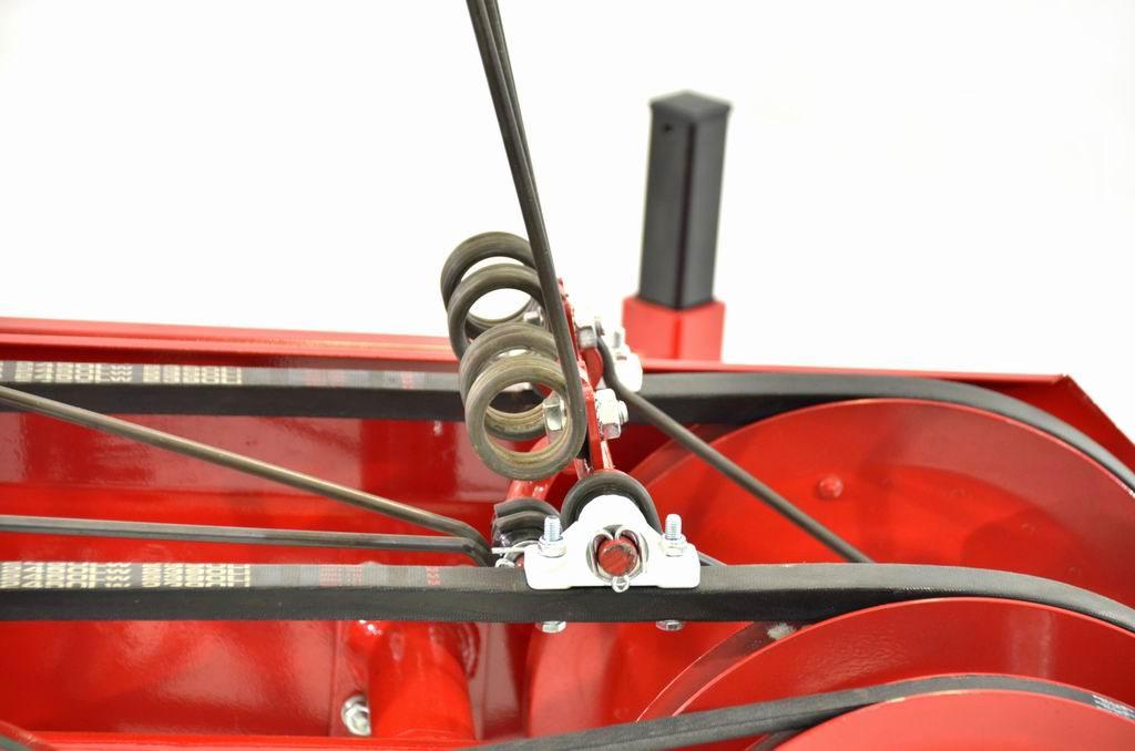 Anbau Heuwender ROP-115 für Motoreinachser Raptor Bild 4