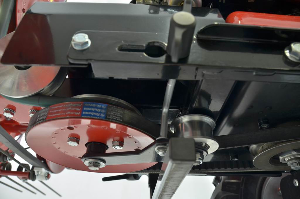 Anbau Heuwender ROP-115 für Motoreinachser Raptor Bild 7