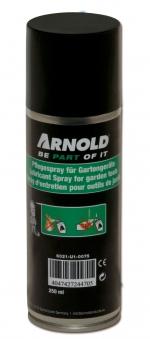 Arnold / MTD Pflegespray für Gartengeräte 250 ml Bild 2