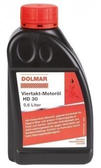 Dolmar Motoröl SAE 30 HD / 4-Takt-Motoröl 0,6L Bild 1