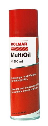Dolmar Multi Oil Reinigungs- und Pflegeöl 300 ml Bild 1