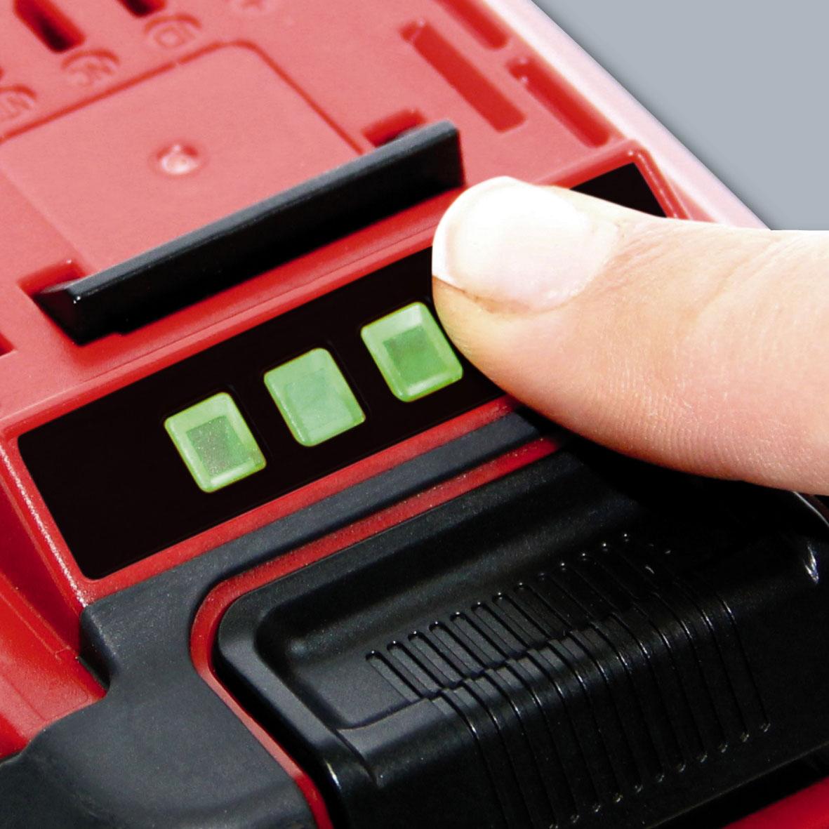 Ersatz Akku Einhell Power X Change 18 V 5,2 Ah P-X-C Plus Bild 2