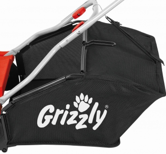 Grasfangbox Grizzly für Handrasenmäher HRM38 Bild 1