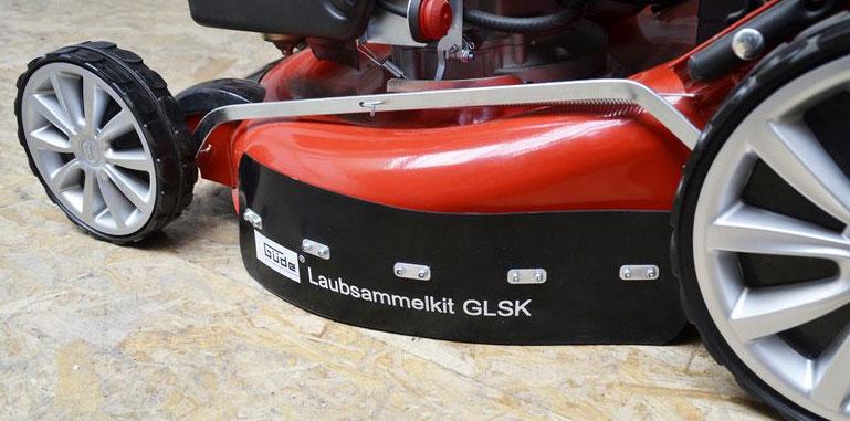 Laubsammelkit GLSK UNI Güde für Rasenmäher Bild 2