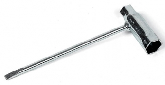 McCulloch Zündkerzen-Schlüssel 16x17 TLO019 Bild 1