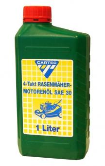 Motoröl / Rasenmäheröl SAE 30,API SF 1L Bild 1