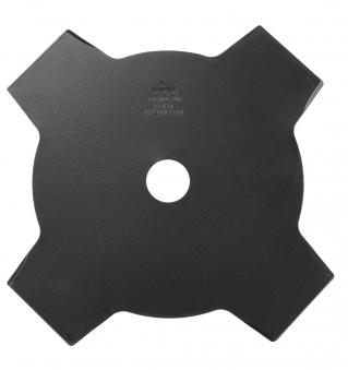 Dolmar 4-Zahn Schlagmesser Ø 255mm Bohrung: Ø 25,4mm Bild 1