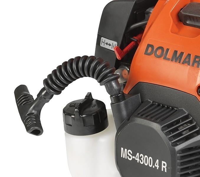 Dolmar Motorsense Benzin MS43004 / Rasentrimmer 1,5kW rückentragbar Bild 2
